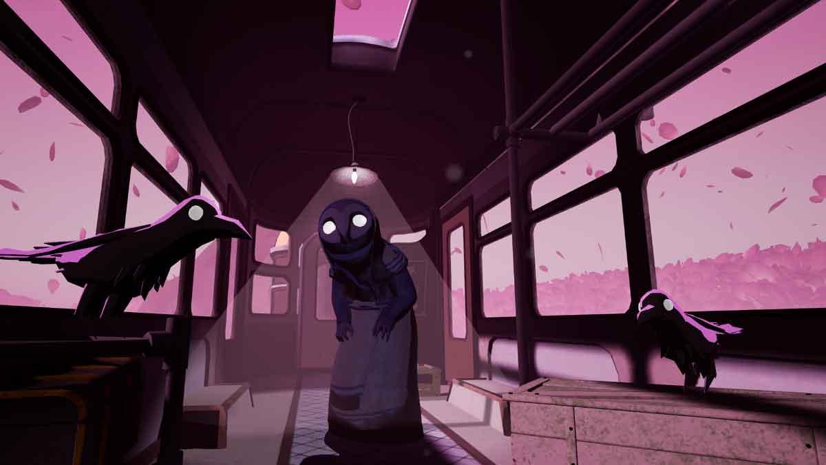 """Der animierte VR-Film """"Manifest 99"""" erzählt in knapp dreißig Minuten eine ebenso dichte wie berührende Geschichte vom Leben und vom Sterben."""