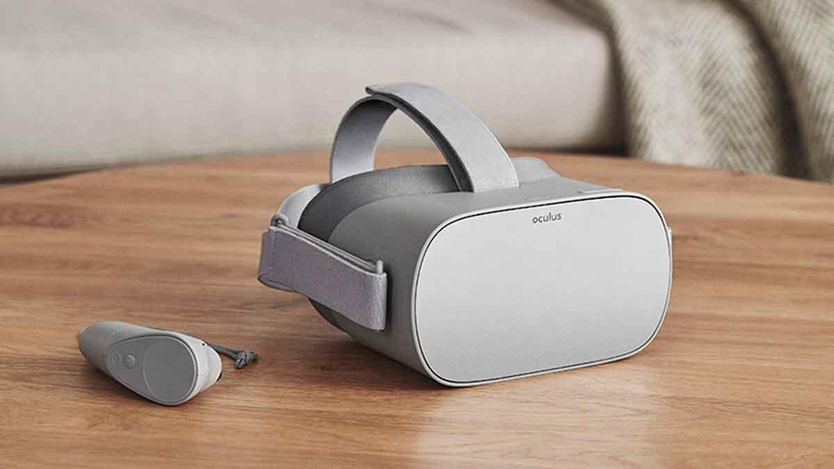 Oculus Go könnte das erste mobile Virtual-Reality-System mit hohem Nutzungskomfort werden. Das wäre ein wichtiger Schritt nach vorne.