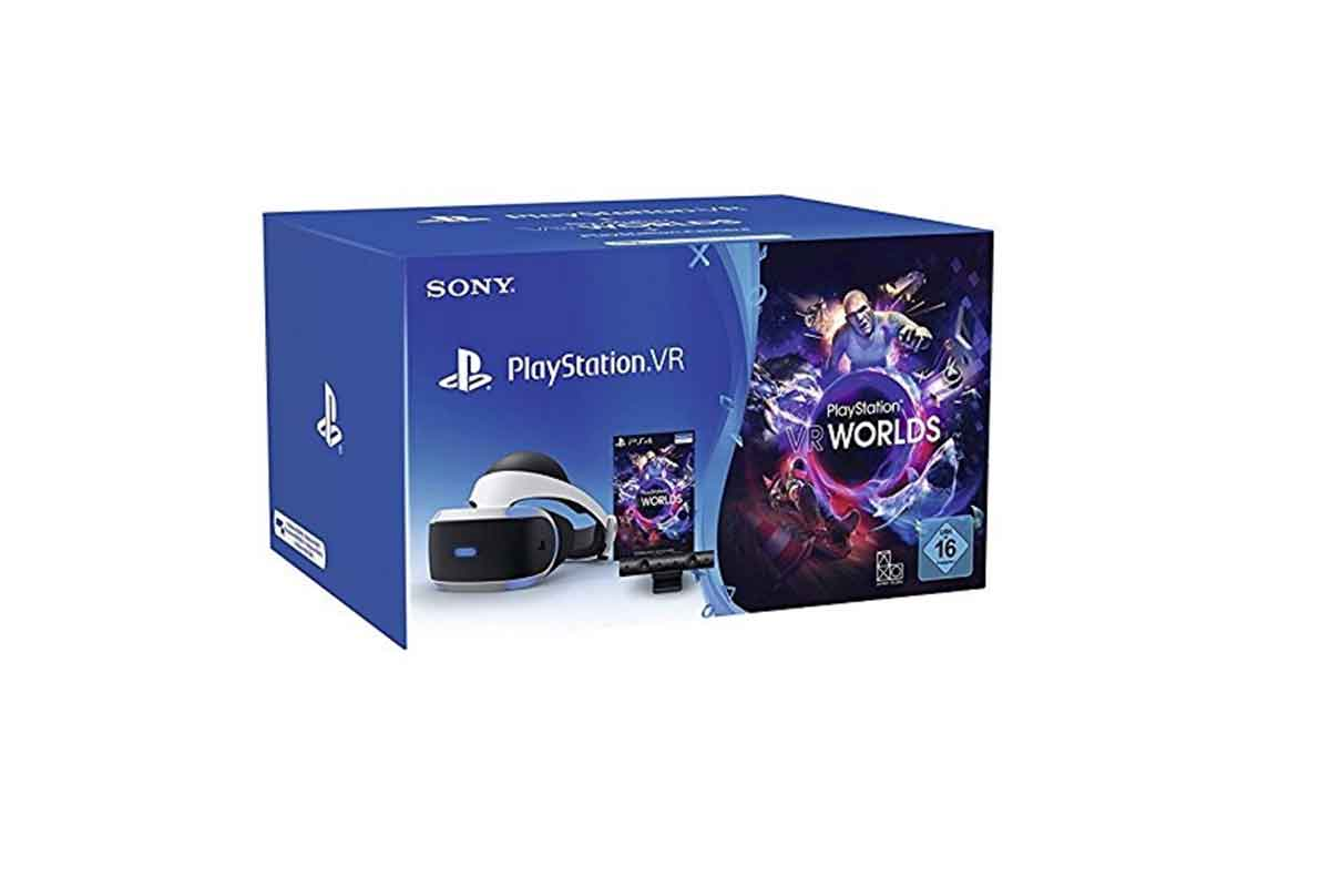 Playstation VR: Amazon verkauft VR-Brille und Kamera für 299 Euro