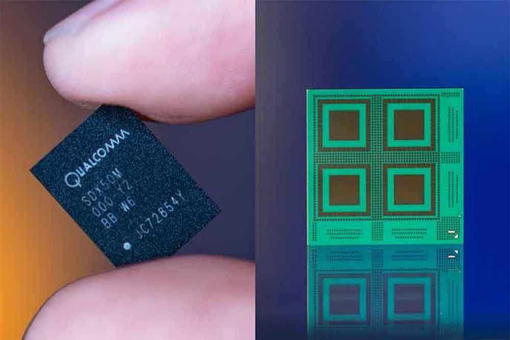Qualcomm hat erfolgreich ein 5G-Modem für Smartphones getestet. Von der Technologie werden auch VR- und AR-Brillen profitieren.