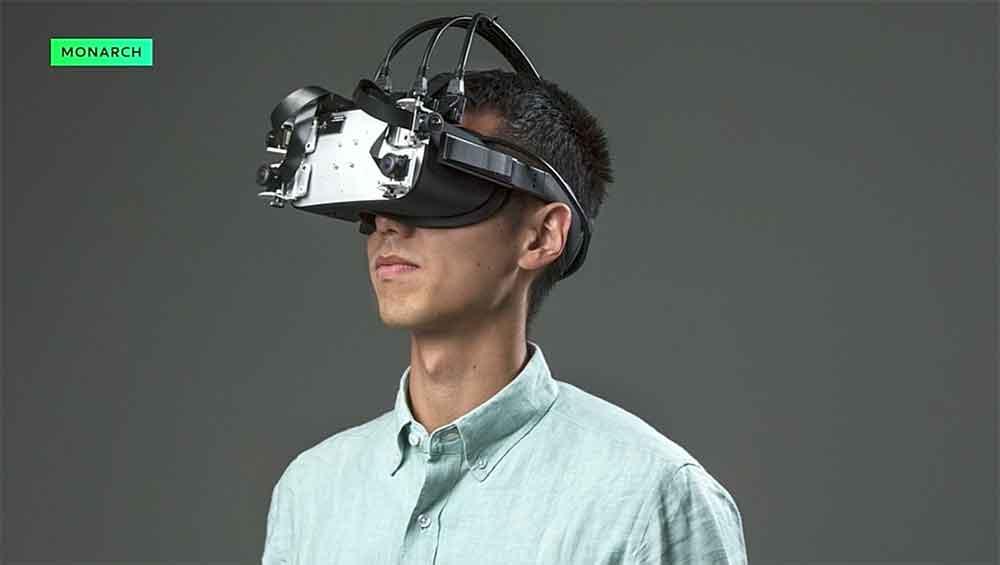 Entwickler Dave Moore arbeitet in Oculus' Forschungsabteilung. In einem Podcast gibt er Einblicke in Facebooks Pläne zu Augmented Reality.