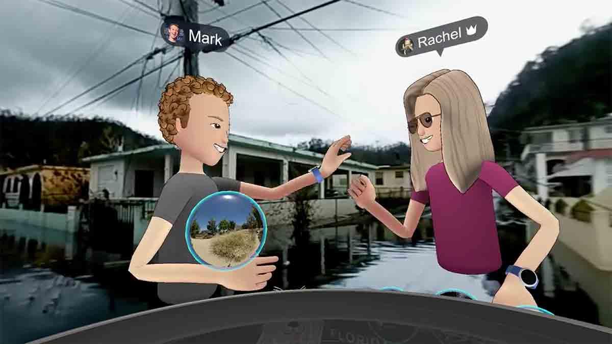 Facebooks CEO wirbt für Oculus, indem er per Virtual Reality ins Katastrophengebiet von Puerto Rico reist.US-Medien reagieren schockiert.