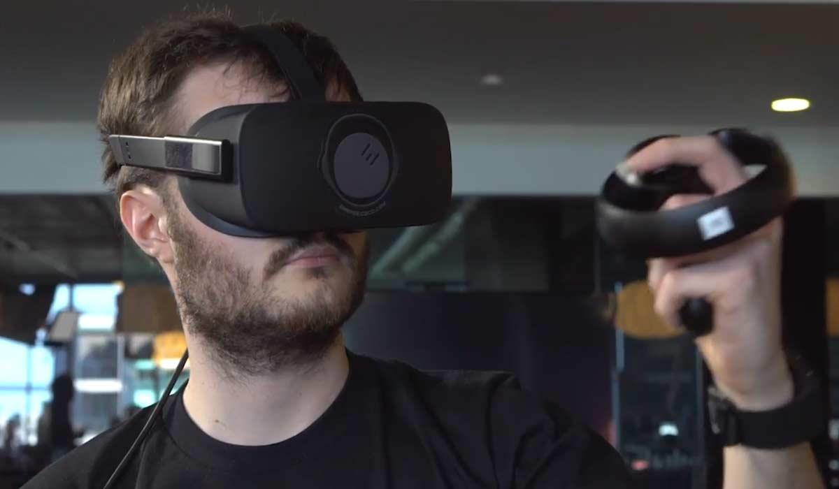 Oculus Rift: Cisco veröffentlicht erste App für VR-Kollaboration