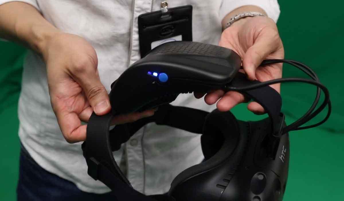 HTC Vive: Intel verspricht kompromisslose Drahtlos-VR, neue Demo