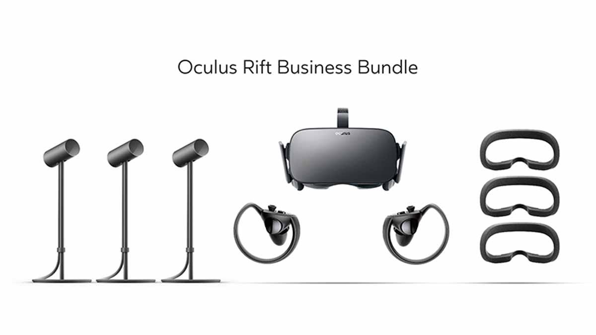 Oculus startet ein eigenes Serviceangebot für Agenturen und Unternehmen und macht HTC im B2B-Umfeld Konkurrenz.