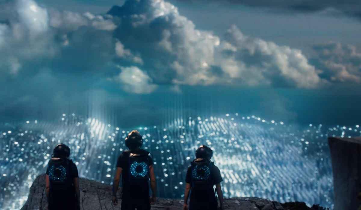 """Ein Macher der VR-Spielhalle """"The Void"""" glaubt, dass VR ähnlich wie das Internet die menschliche Existenz verändern wird."""