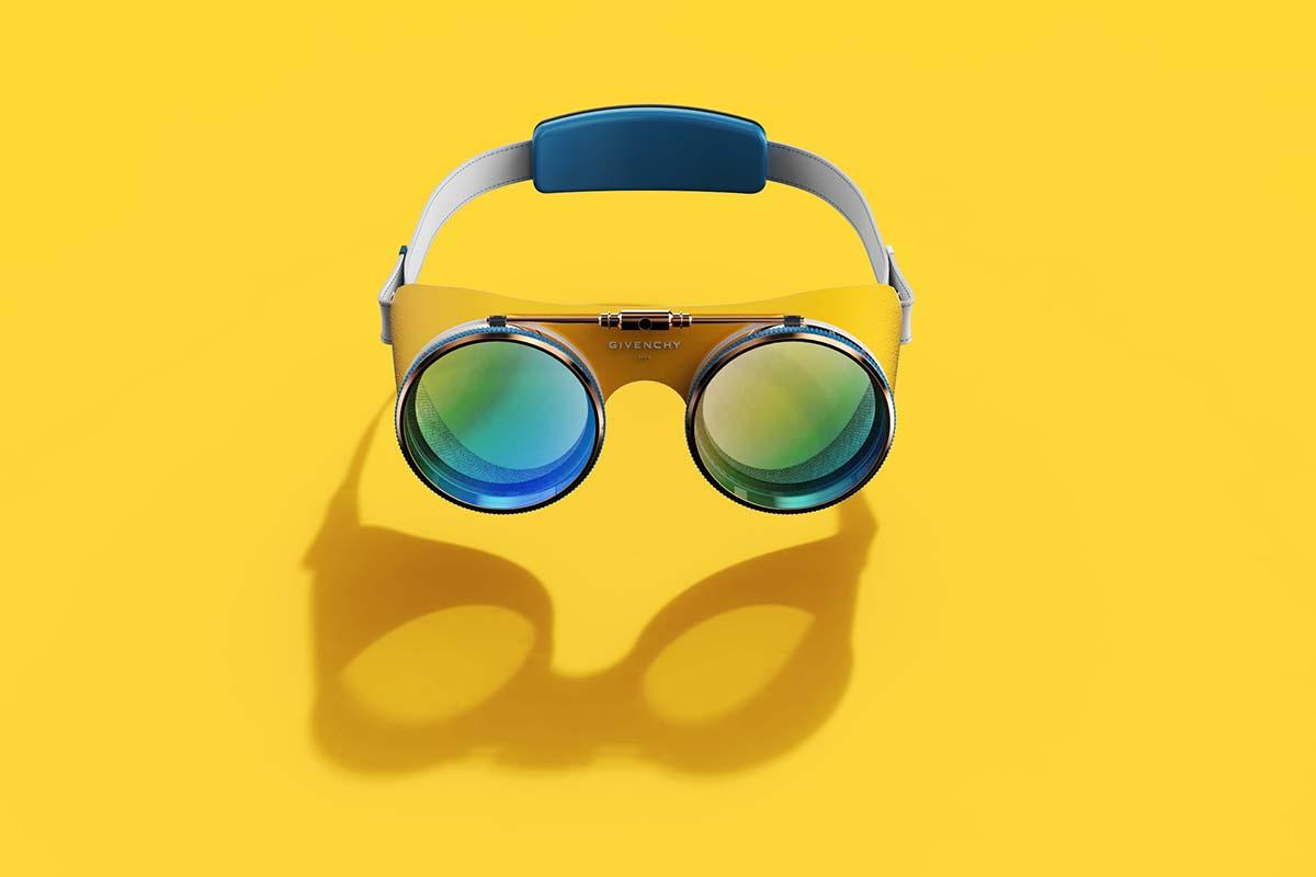 Obwohl die Technologie noch längst nicht reif ist,entwerfen Designer schon heute, wie formschöne Mixed-Reality-Brillen aussehen könnten.