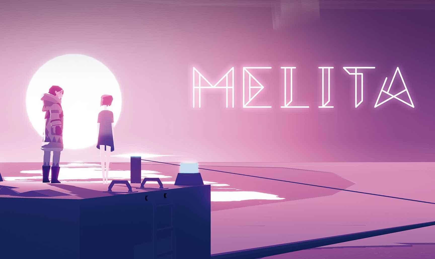 Melita handelt von einerInuit-Forscherin und einer KI in Mädchengestalt, die den Fortbestand der Menschheit sichern müssen.