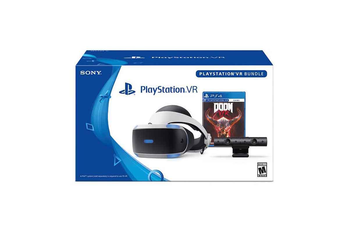Die Bundles enthalten das neue Modell der Playstation VR. Wann sie oder die neue VR-Brille nach Europa kommen, ist nicht bekannt.