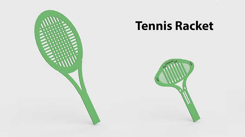 Shape_Illusion_Tennis_Racket