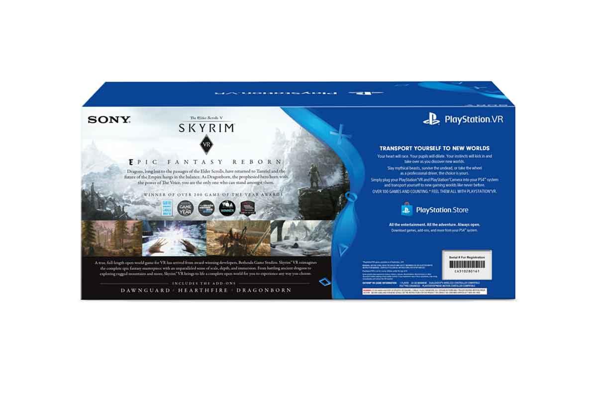Der größte Titel seit Resident Evil 7 kommt in einem Bundle mit dem neuen Modell der Playstation VR und allem benötigten Zubehör.