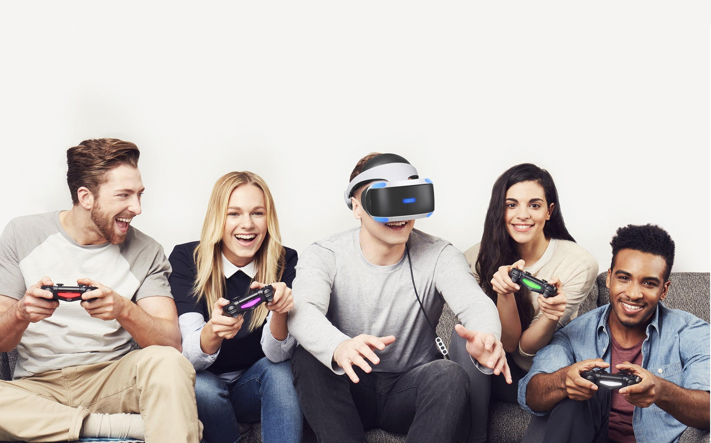 Virtual Reality hat den Ruf, asozial zu sein. Zu Unrecht, wie ich kürzlich bei einem Selbstversuch feststellte.