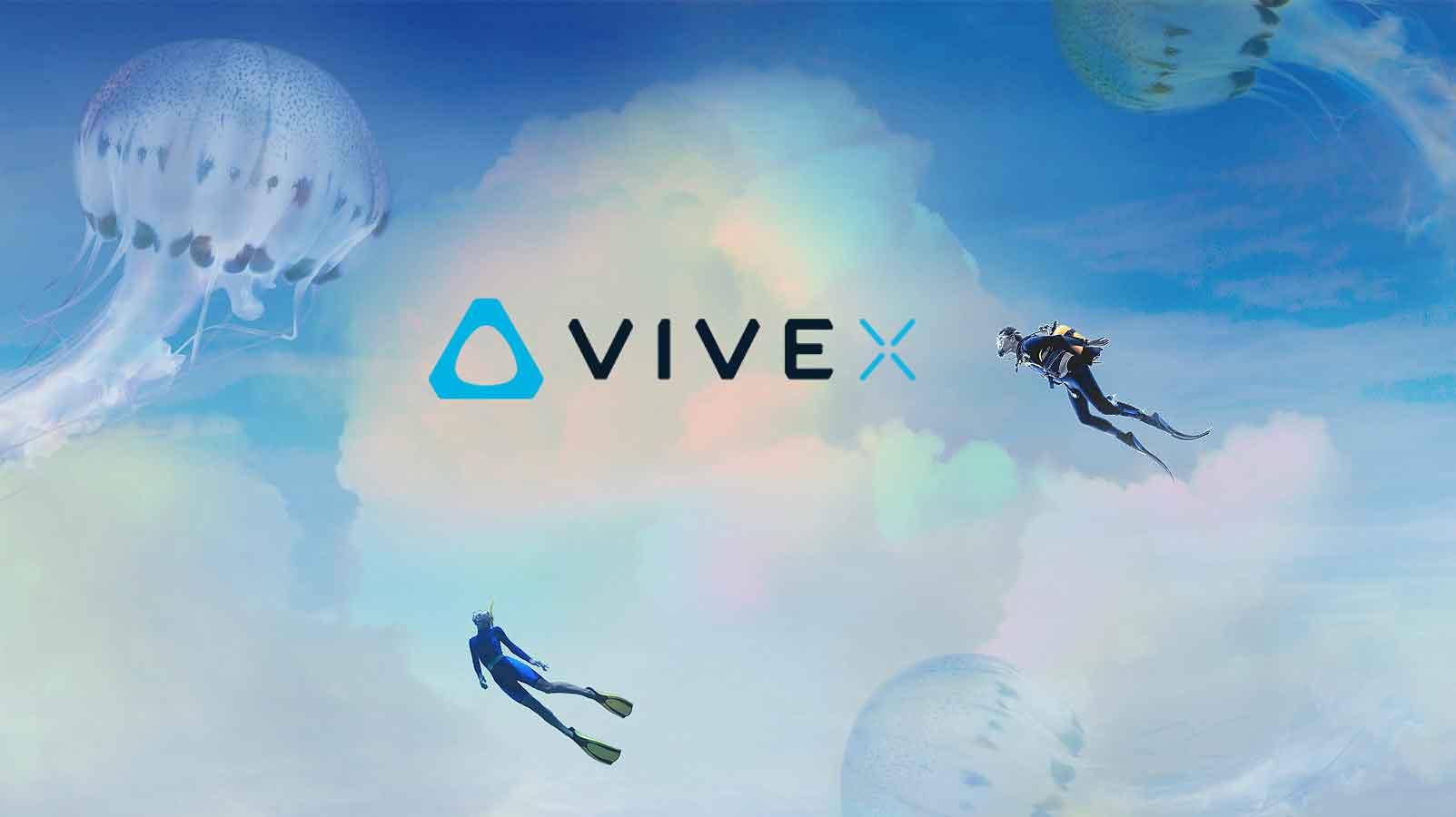 Vive X: HTC investiert in weitere 26 VR- und AR-Startups