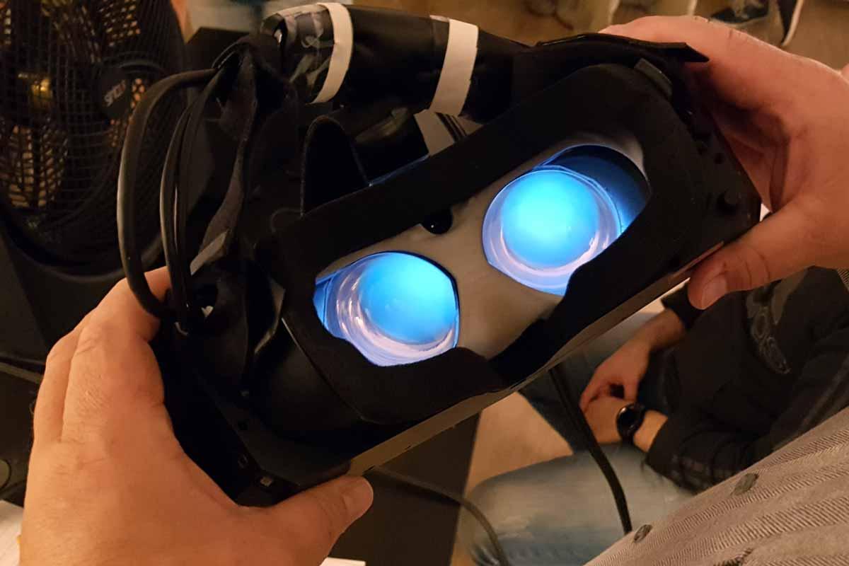 4,2 Millionen US-Dollar sammelte Pimax bei Kickstarter für eine 4K-VR-Brille ein. Der Vorabtest zeigt Potenzial, aber auch deutliche Mängel.