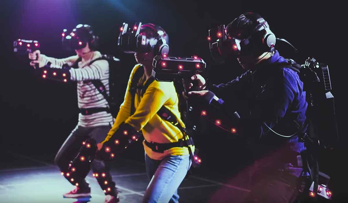 """Virtual Reality: Neue VR-Erfahrung zu """"Ghost in the Shell"""" geht an den Start"""