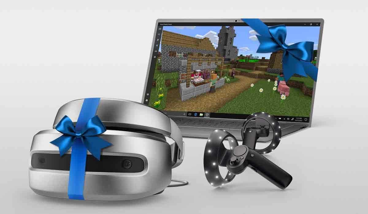 Kaum auf dem Markt, schon temporär im Preis gesenkt: Microsoft bietet Windows-Mixed-Reality-Brillen in den USA demnächst günstiger an.
