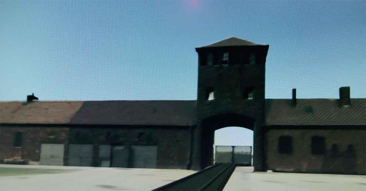 2016 wurde ein Auschwitz-Wachmann mittels Virtual Reality der Beihilfe zum Massenmord überführt. Ein Film dokumentiert, wie das geschah.