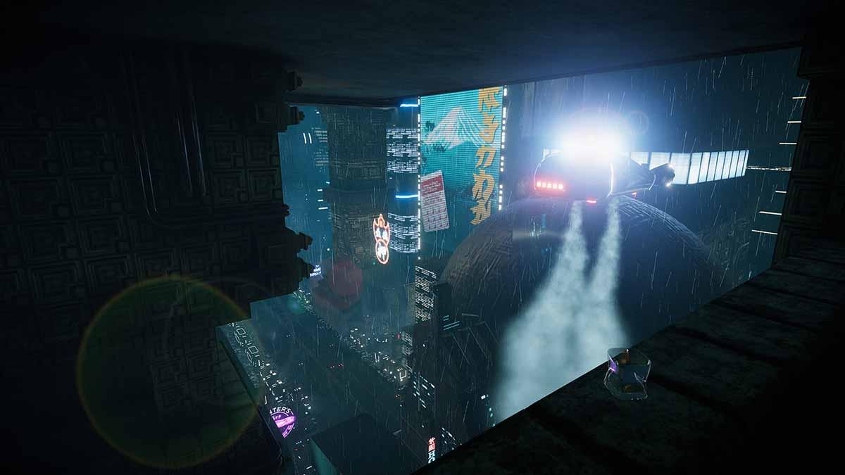Welcher Filmliebhaber hat nicht schon einmal davon geträumt, das Apartment des Blade Runners zu besuchen? Dieser Traum ist nun in Erfüllung gegangen.