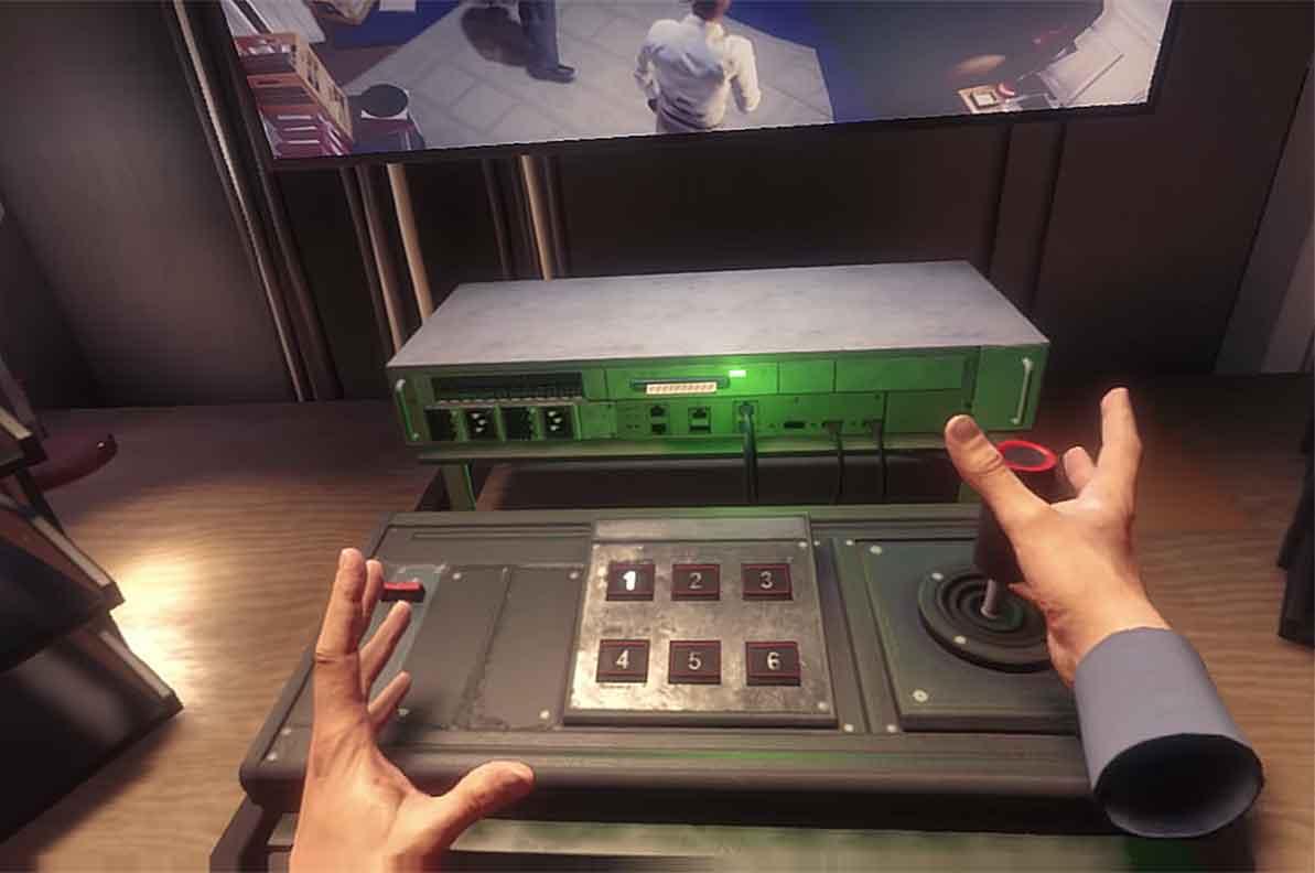 """Entwickler von Sonys London Studio zeigen eine vollständige Mission aus dem kommenden VR-Actiontitel """"Blood & Truth""""."""
