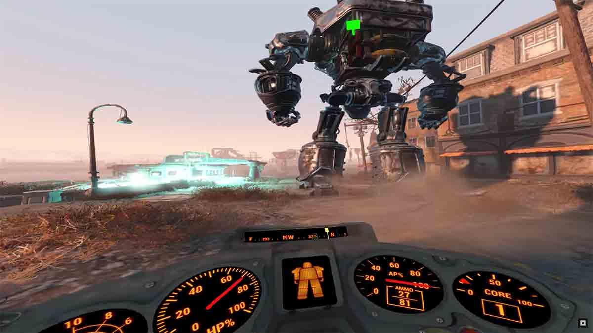 Fallout 4 VR: Bethesda erklärt das Spiel und nennt Systemanforderungen *Update*