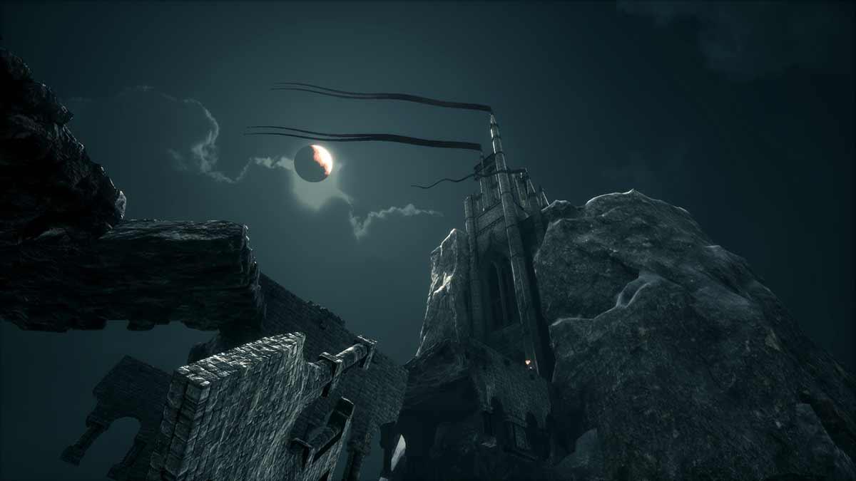 """Von den Entwicklern von """"Everest VR"""" kommt ein temporeicher Shooter, in dem es mit Pfeil und Bogengegen Heerscharen von Engel und Dämonen geht."""