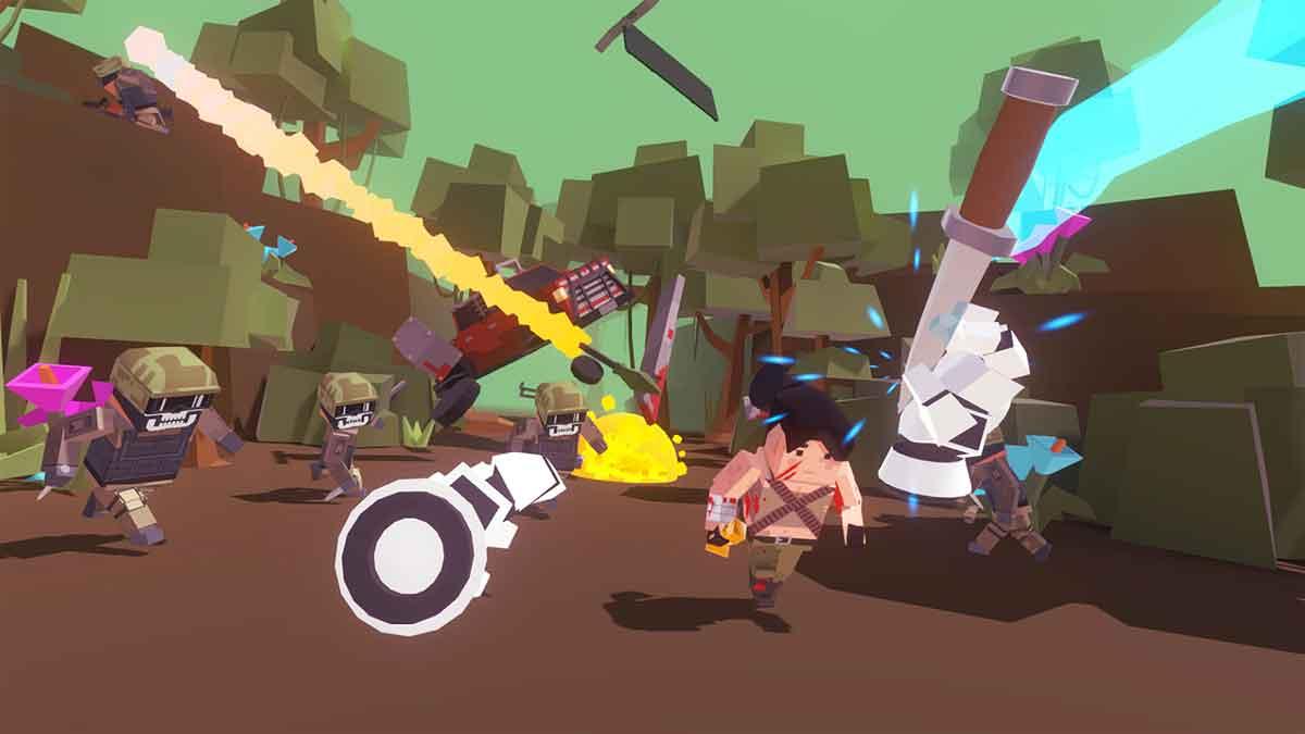 """Rift, Vive und Playstation VR: Unfallprävention in der Matrix – """"Just in Time"""" im Test"""
