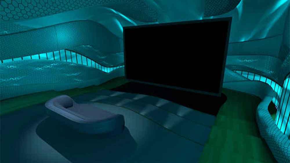 Auf dem japanischen Playstation-Blog sucht Sony nach Betatestern für eine VR-App, mit der man Filme in ein virtuelles Heimkino streamen kann.