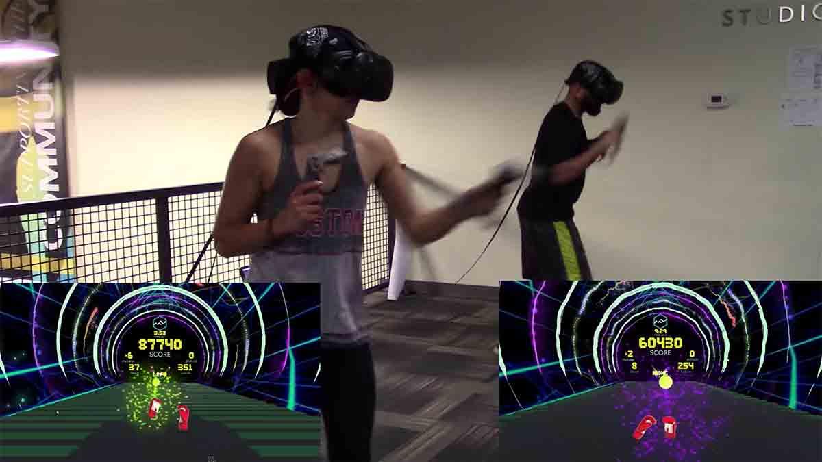 Eine Lebenskrise machte Tim Donahey antriebslos und übergewichtig. Virtual Reality half ihm, abzunehmen und sich ins Leben zurückzukämpfen.
