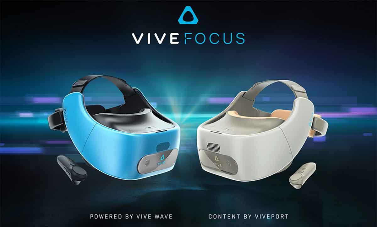 Das Gerät löst höher auf als HTC Vive, kommt in zwei Farben und kommt im Januar 2018 auf den chinesischen Markt.