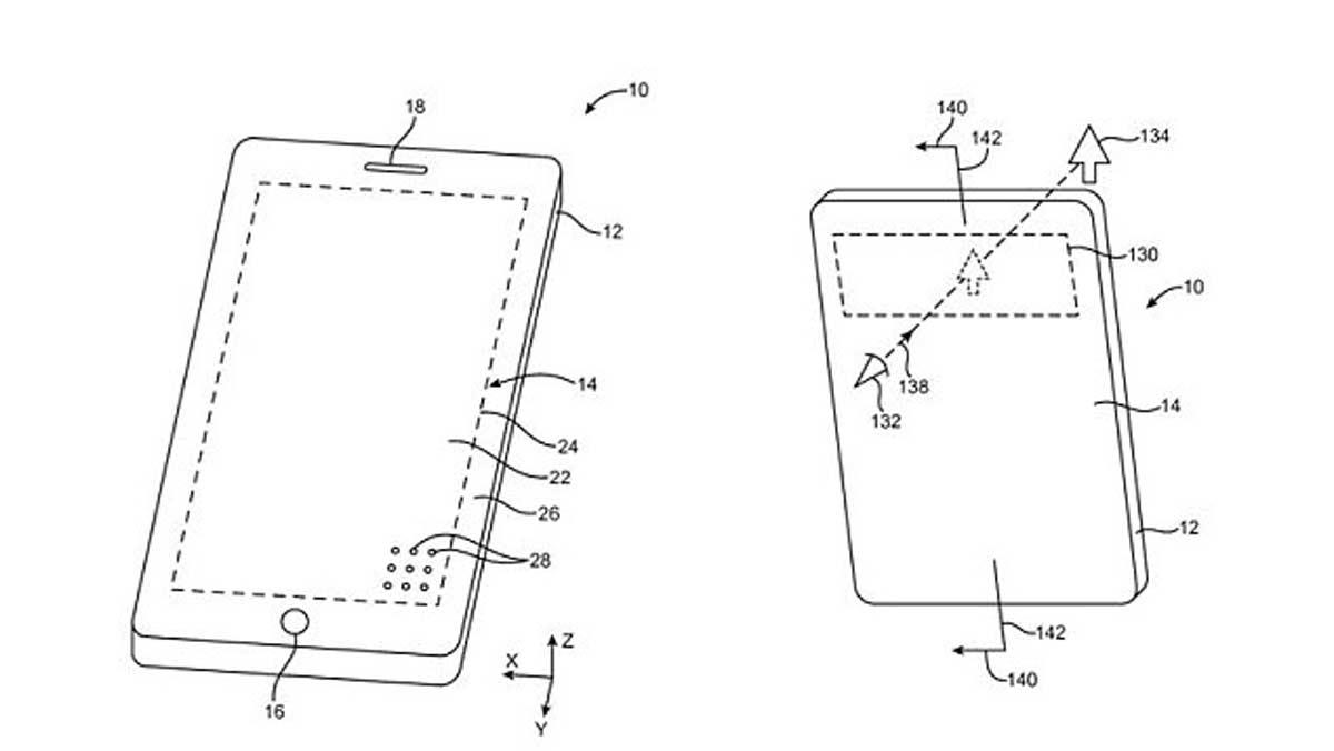 Ein Patent legt nahe, dass ein zukünftiges iPhone mit durchsichtigem Spezialdisplay gebaut werden könnte. Das klingt wie gemacht für Augmented Reality mit dem Smartphone.