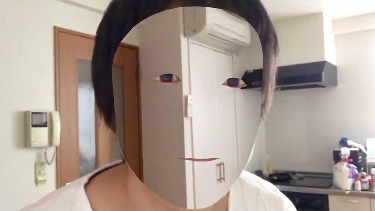 Mit dem3D-Frontsensor des iPhone X lässt sich eine Menge Unfug anstellen: Das jüngste Beispiel liefert ein japanischer Entwickler.