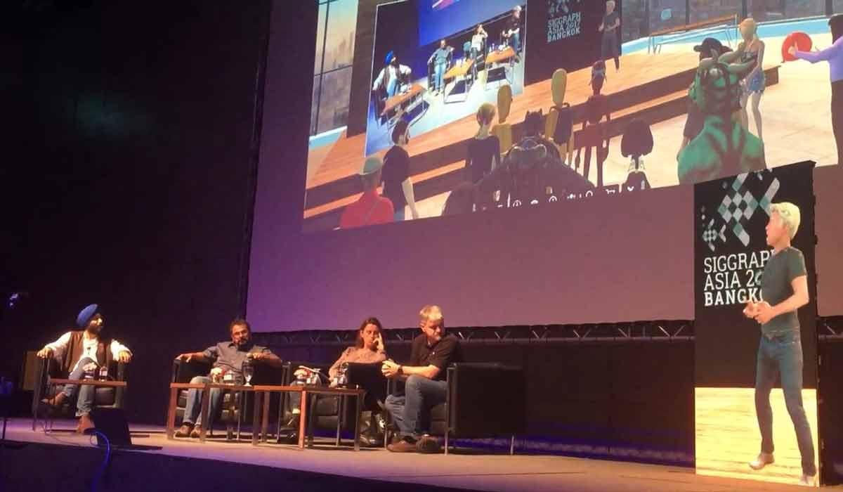 Second-Life-Erfinder Philip Rosedale möchte mit Avataren glaubhafte soziale Begegnungen übers Internet ermöglichen.