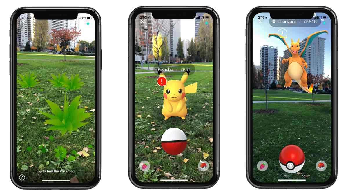 Die erfolgreichste Augmented-Reality-App aller Zeiten bekommt ein Tech-Upgrade: Pokémon Go läuft bald mit Apples ARKit.