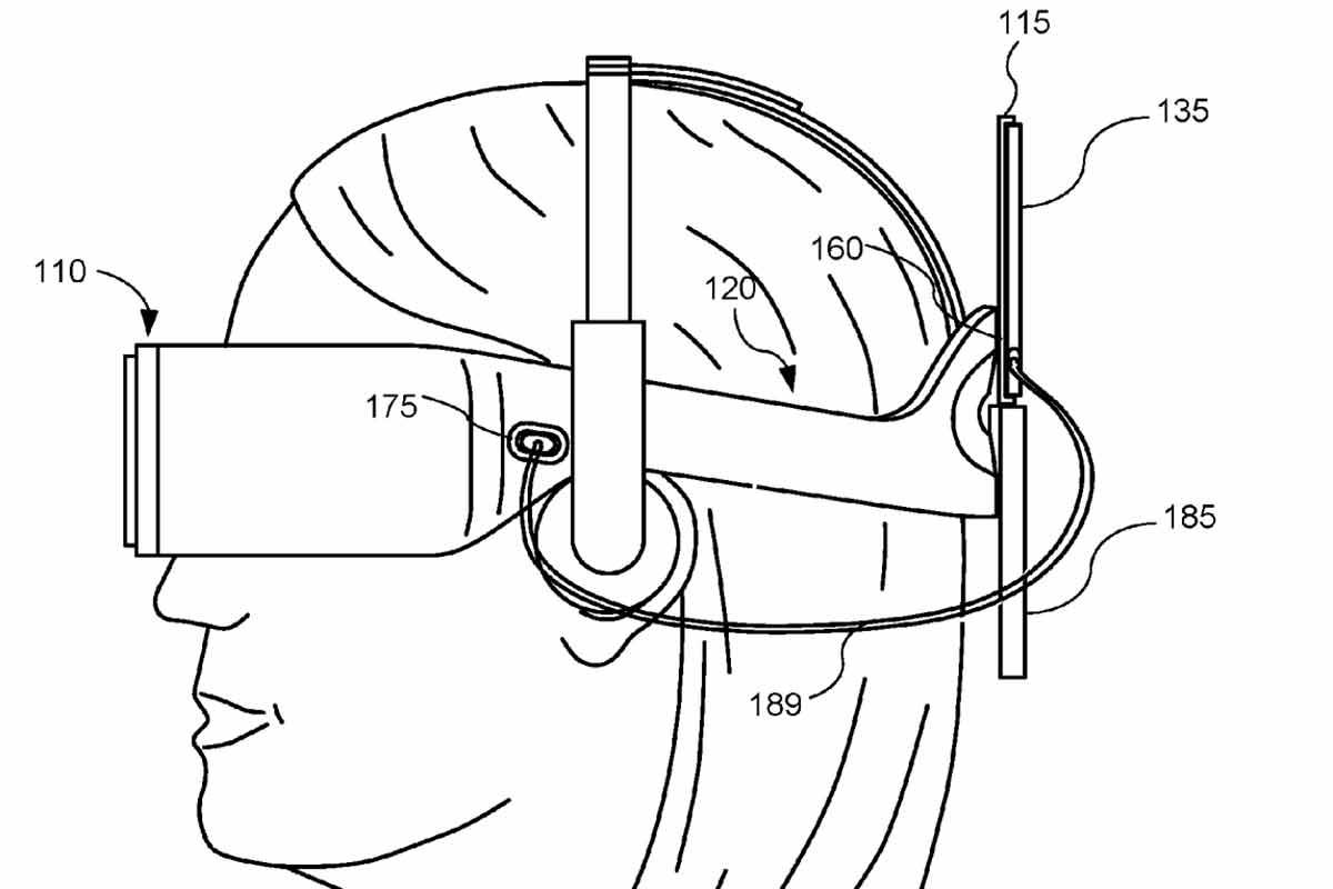 Ein neues Oculus-Patent beschreibt eine Virtual-Reality-Brille, die wahlweise mit einem Smartphone oder einem PC betrieben werden kann. Das Konzept hat Zukunft.