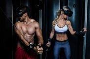 """Das Fitnessgerät """"Black Box"""" kombiniert motivierende Spielprinzipien und Immersion mit gezieltem Widerstandstraining."""