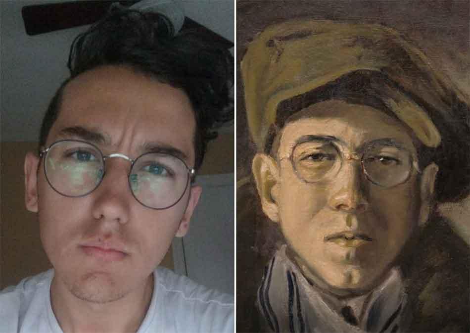 Google Gesichtserkennungssystem gleicht Selfies mit gemalten Figuren und Persönlichkeiten ab. Die Ergebnisse reichen von überraschend bis unheimlich.