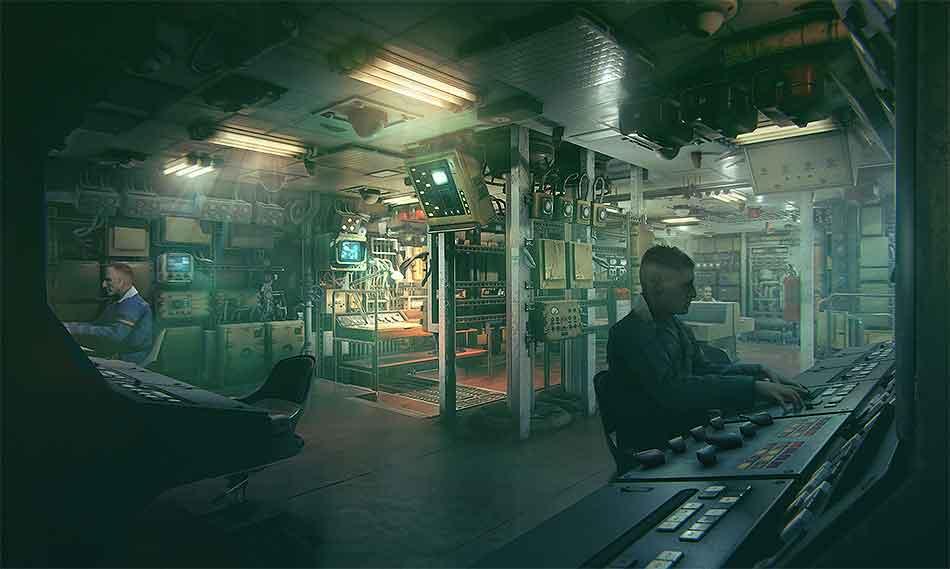 Ein polnisches Studio verarbeitet den Untergang der Kursk in einem Spiel. Nun kündigten die Entwickler an, dass der Titel VR-Unterstützung bekommt.