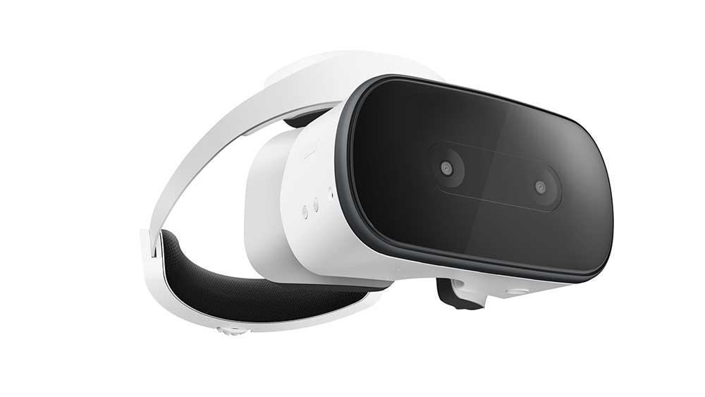 Laut einem ersten Kurztest funktioniert die Daydream-Brille Mirage Solo gut. Die Frage ist, ob ein Markt für den teuren Zwitter existiert.