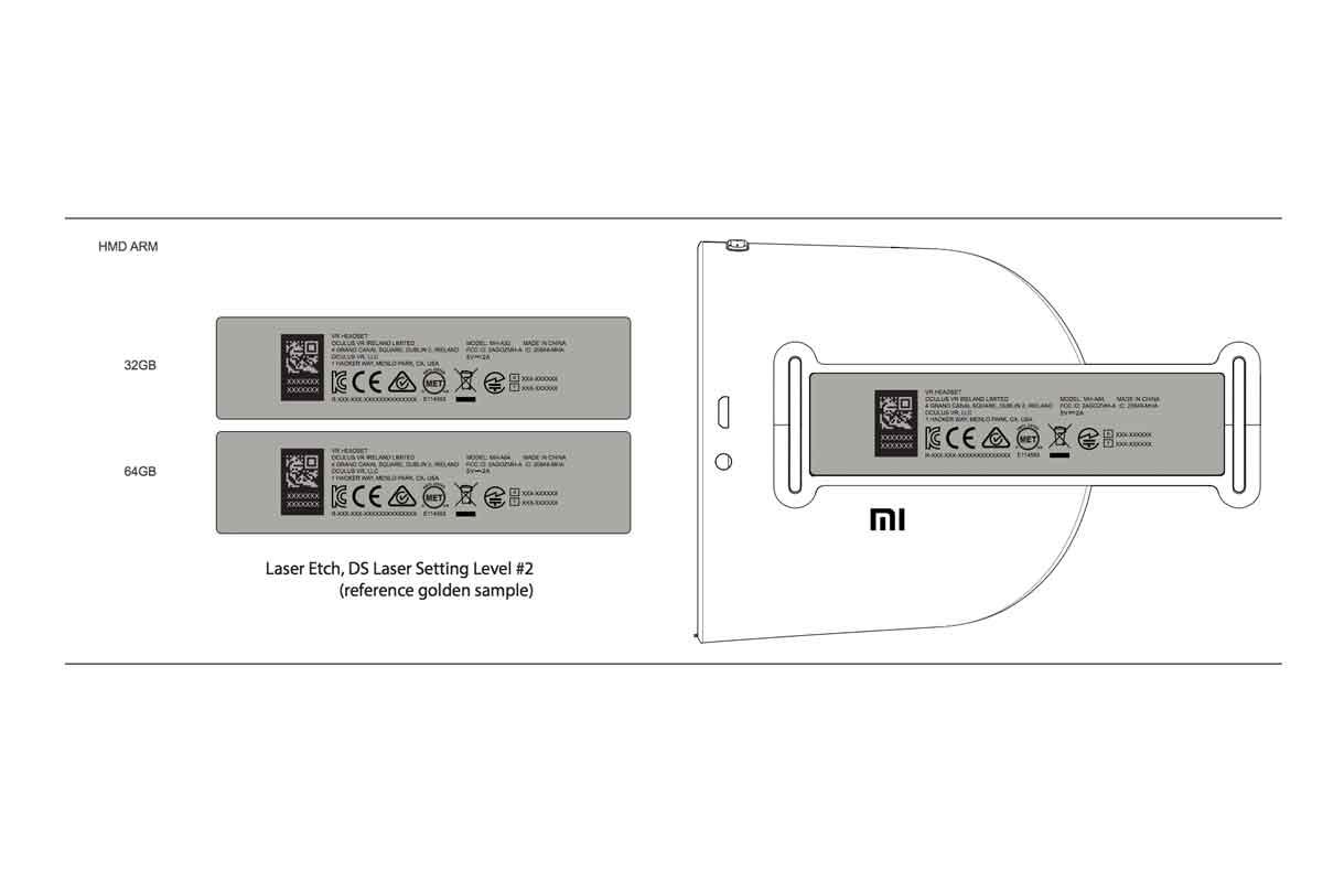 Ein Prüfbericht des FCC legt nahe, dass das Gerät in zwei Varianten mit 32 und 64 Gigabyte Speicher erscheint.