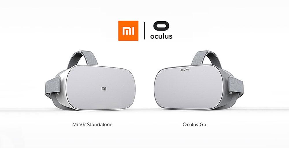 Einen Monat nach dem Marktstart im Westen beginnt der Oculus-Go-Verkauf in China. Allerdings unter fremder Flagge.