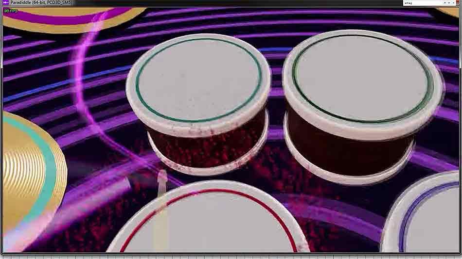 Ein VR-Enthusiast bringt sich das Schlagzeugspielen in der Virtual Reality bei. In einem Video zeigt er, was er kann.