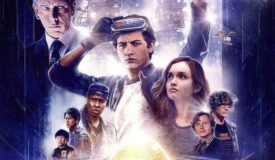 """Steven Spielbergs Verfilmung des VR-Kultromans """"Ready Player One"""" kommt im Frühjahr 2018 in die deutschen Kinos."""