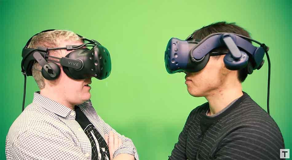 Die Jungs von Tested hatten Gelegenheit, Vive Pro unter die Lupe zu nehmen. Wir fassen ihre Eindrücke zusammen.