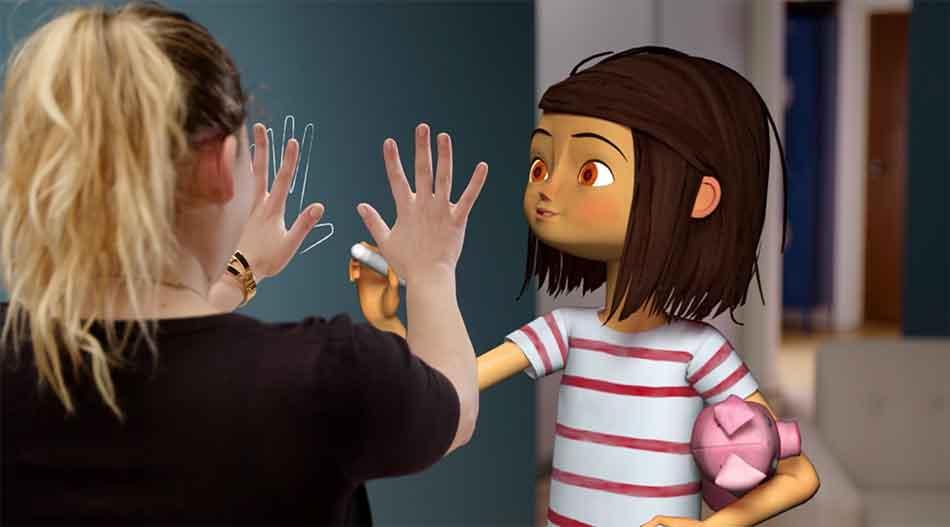Für den VR-Filmemacher Andrew Saatchi sind VR-Filme nur eine Zwischenlösung, bis interaktive Charaktere möglich werden.