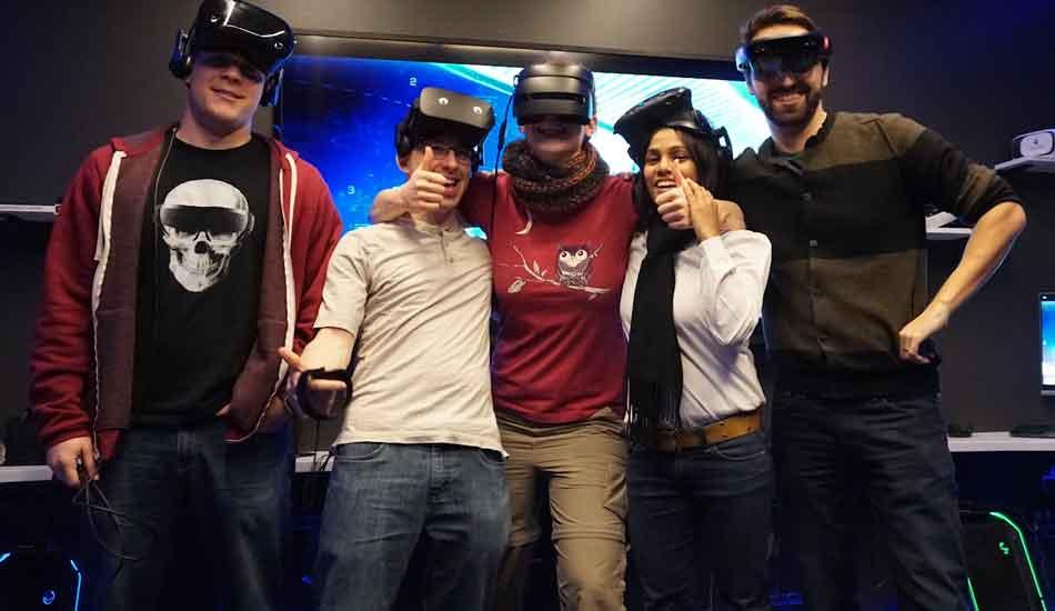 Reality Rooms: Microsoft macht Mitarbeiter fit für die Mixed Reality