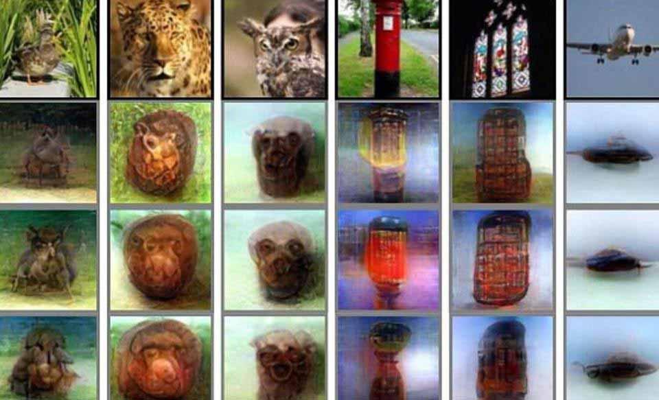 Japanische Wissenschaftler stellen ein Verfahren vor, das anhand von Hirnsignalen zuvor gesehene oder erdachte Bilder rekonstruiert.