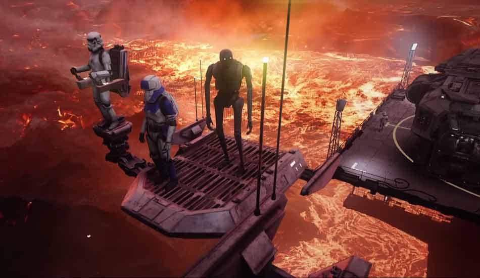 In London stellt die fortschrittliche Mixed-Reality-Spielhalle The Void noch bis März eine Star-Wars-Erfahrung aus. Lohnt sich der Trip?
