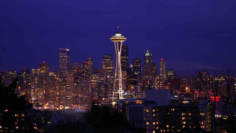 Die Region Seattle könnte bei der Konstruktion neuer Raumcomputer demMythos Silicon Valley den Rang ablaufen.