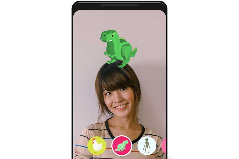 Googles App Motion Stills hat einen AR-Modus bekommen, der nicht auf Basis von ARCore läuft und auf fast allen Android-Geräten funktioniert.
