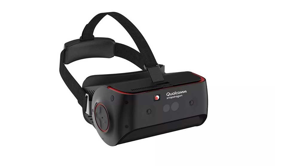 Qualcomm wird auf dem MWC ein neues Referenzdesign für autarke VR-Brillen zeigen. Die Hardware erlaubt einen Blick in die Zukunft solcher VR-Systeme.